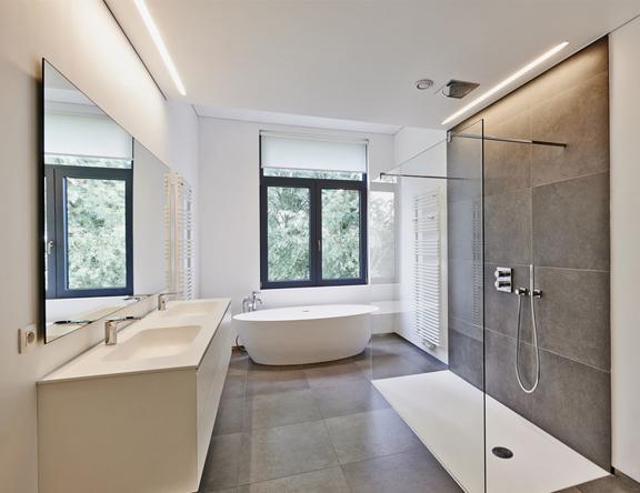 Aménagement et rénovation de salle de bain, Trets